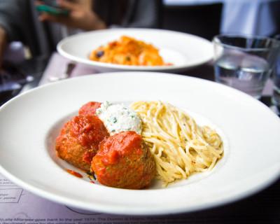 <strong>Trattoria Italian Kitchen:</strong> $11 Pasta Tuesdays!