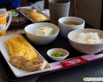 <strong>Marulilu:</strong> Simple Japanese Breakfast