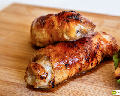 <strong>Samuel Adams:</strong> Boston Lager + Chicken Cha Shu
