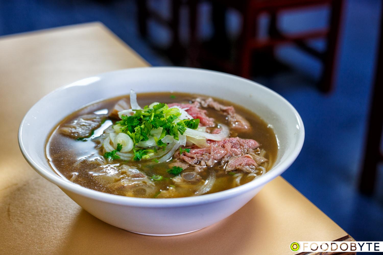Pho Cafe Mai-Mai: My Newest Fav Pho! - FOODOBYTE