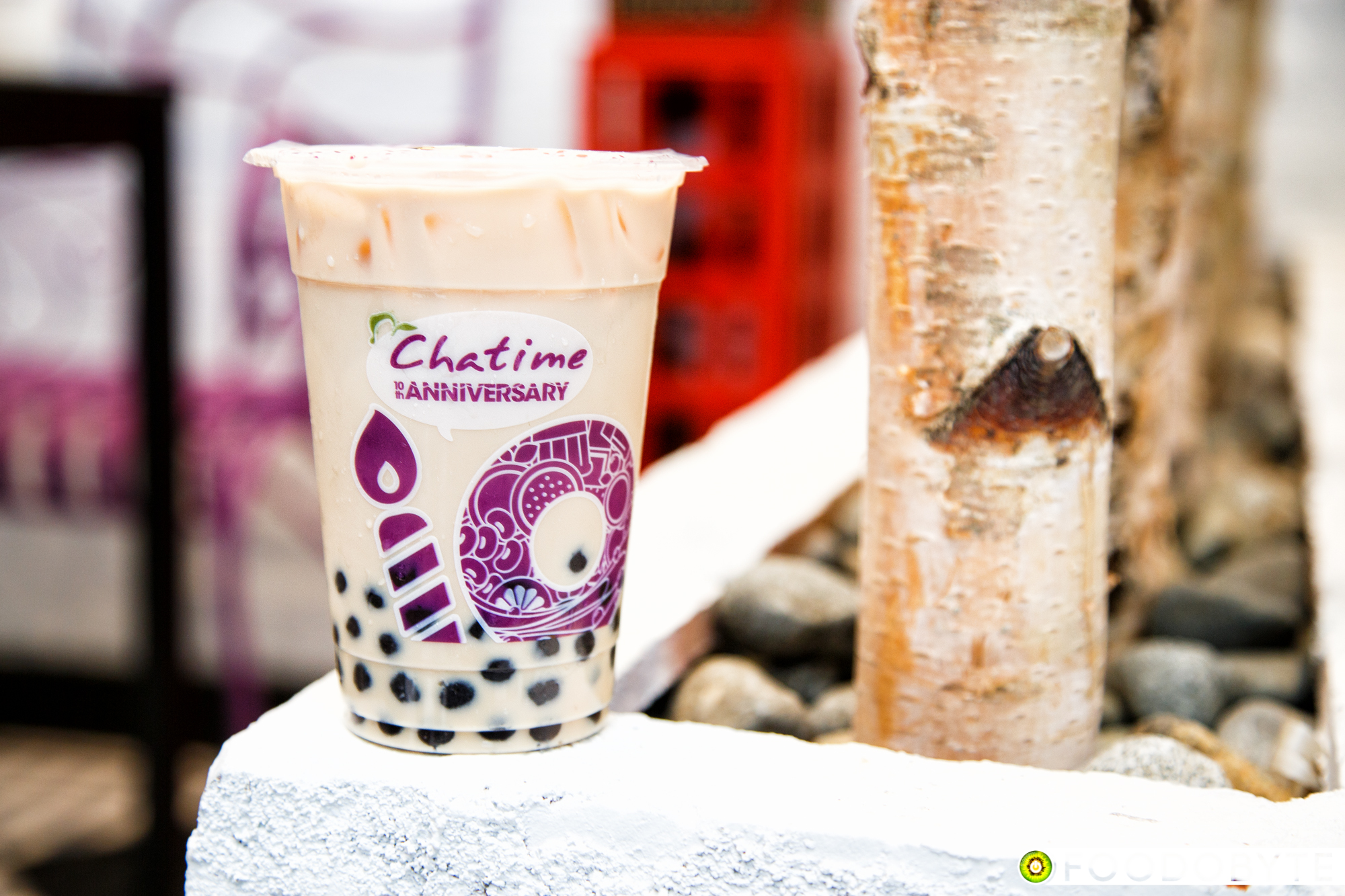 Chatime: It's Time for Some Cha! - FOODOBYTE