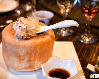 <strong>Hakkasan Bistro Cafe:</strong> Media Dinner