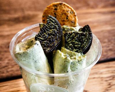 <strong>On Yogurt:</strong> Ice Fried Yogurt Gelato
