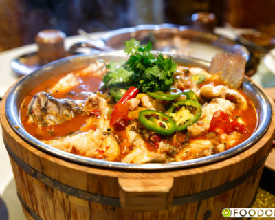 <strong>Chuan Chu Ren Jia:</strong> Szechuan Cuisine in Burnaby